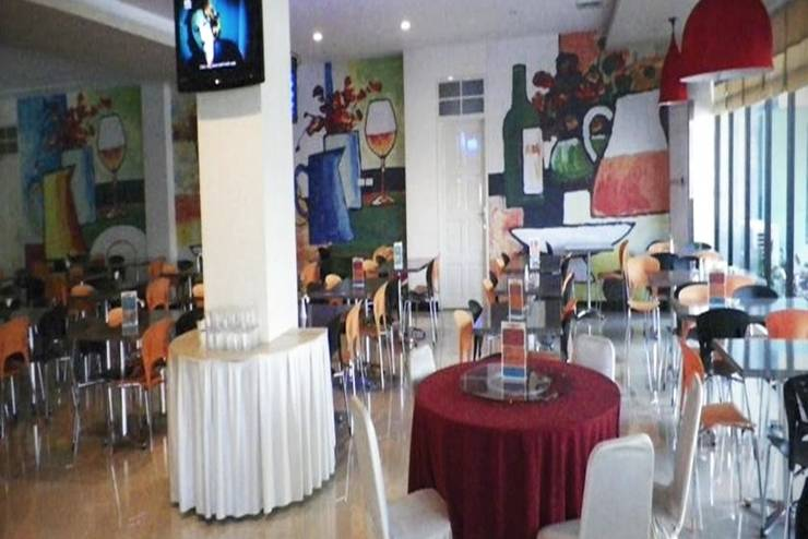 Hotel Prima Makassar - Restoran