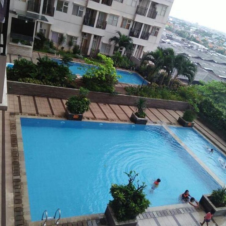 Mentari Apartemen Margonda Residence 3 Depok - pool