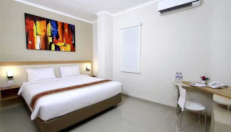 Laxston Hotel Jogja - Kamar Deluxe