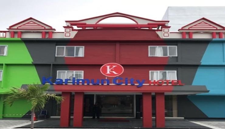 Karimun City Hotel Karimun - Facade