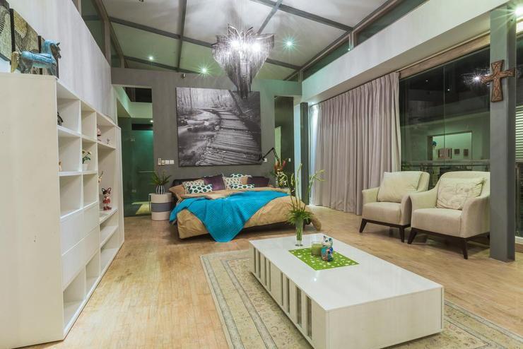 Villa Avrora Bali - Guest room