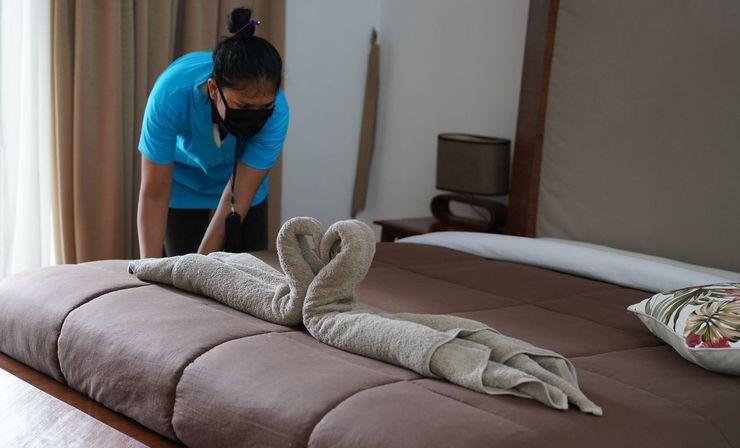 Villa Avrora Bali - Hygiene