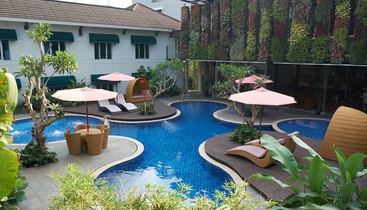Patra Comfort Bandung - Kolam Renang