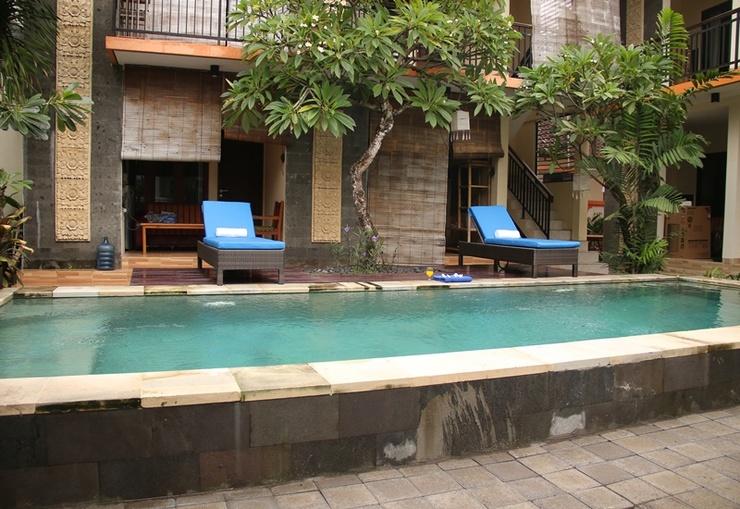Eddys Cottages Bali - Pool