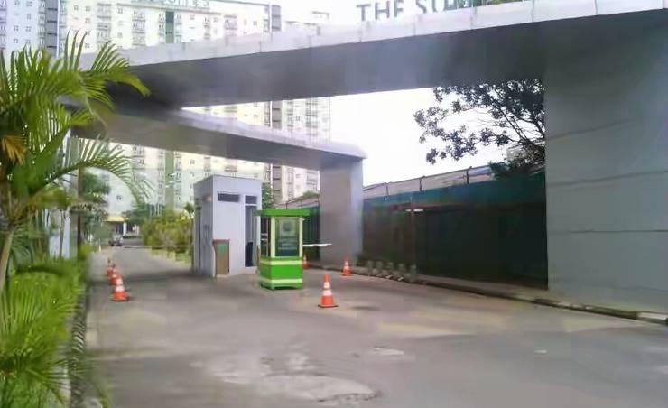 Apartemen The Suites Metro Yudis Buah Batu - Entrance