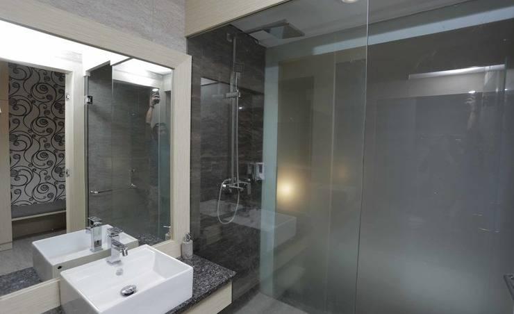 RedDoorz @Gunung Payung Kerobokan Bali - Kamar mandi