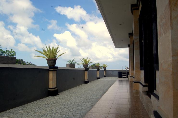 Uluwatu Suites Bali - Pemandangan Luar