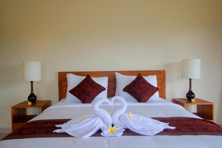 D Lobong Suite Bali - Bedroom