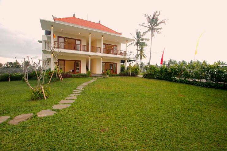 D Lobong Suite Bali - Facade