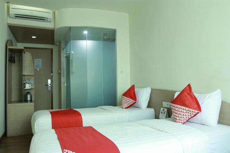Capital O 126 Business Hotel Jakarta - Bedroom