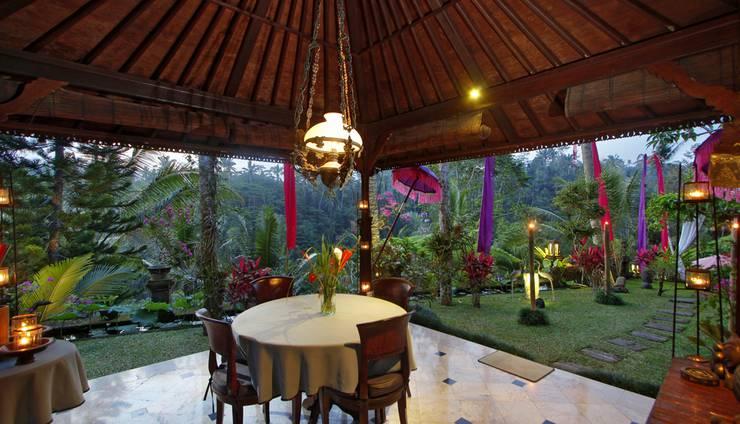 The Mahogany Villa Bali - The Mahogany Villa