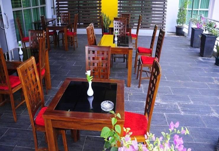 Montana Hotel Syariah Banjarbaru - Restoran