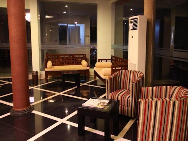 Montana Hotel Syariah Banjarbaru - Lobi