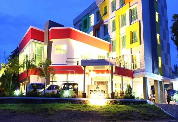 Montana Hotel Syariah Banjarmasin - Eksterior