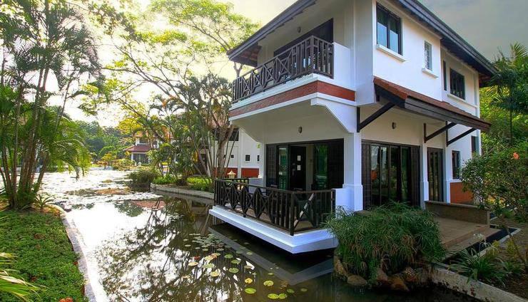 Alamat Banyu Biru Villa - Bintan