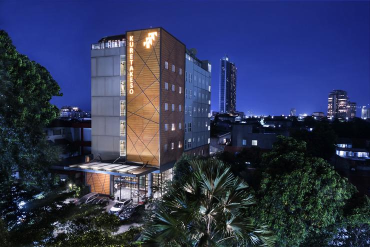 Hotel Kuretakeso Kemang Jakarta - outdoor