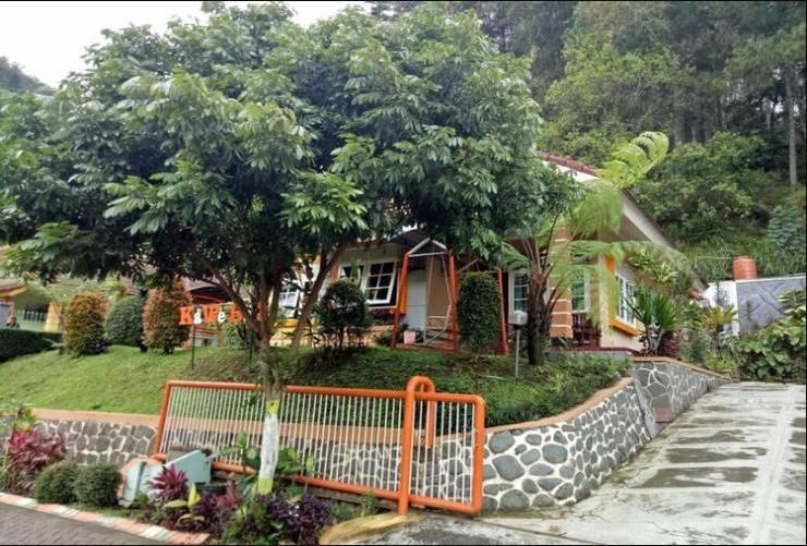 Villa KWB 3 Malang - TAMPAK DEPAN
