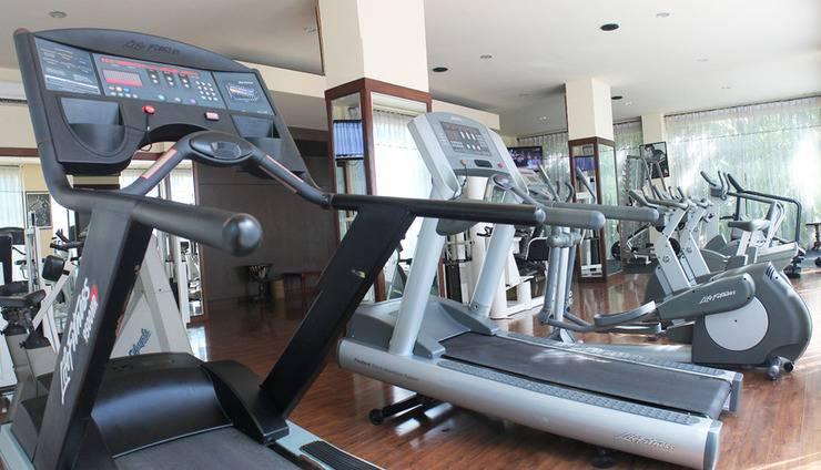 Narita Classic Hotel Surabaya - Pusat Kebugaran