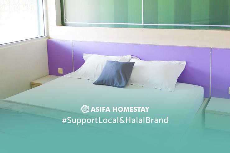 Asifa Guest House Syariah Malang - Kamar Tidur