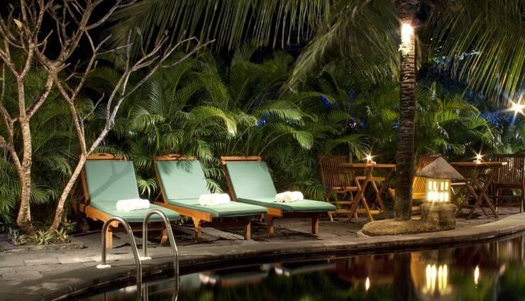 Nyiur Indah Beach Hotel Pangandaran - Pool