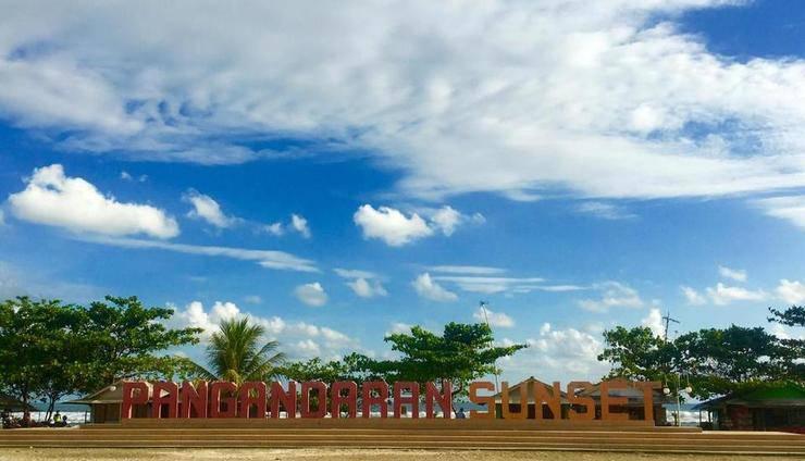 Nyiur Indah Beach Hotel Pangandaran - Surroundings