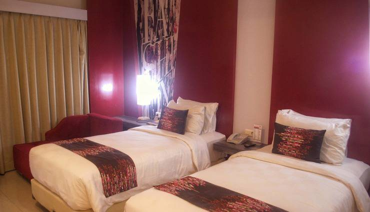 Promenade Hotel Bandung - Grand Deluxe Twin