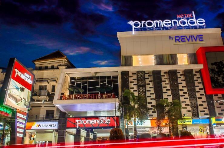 Promenade Hotel Bandung - Facade