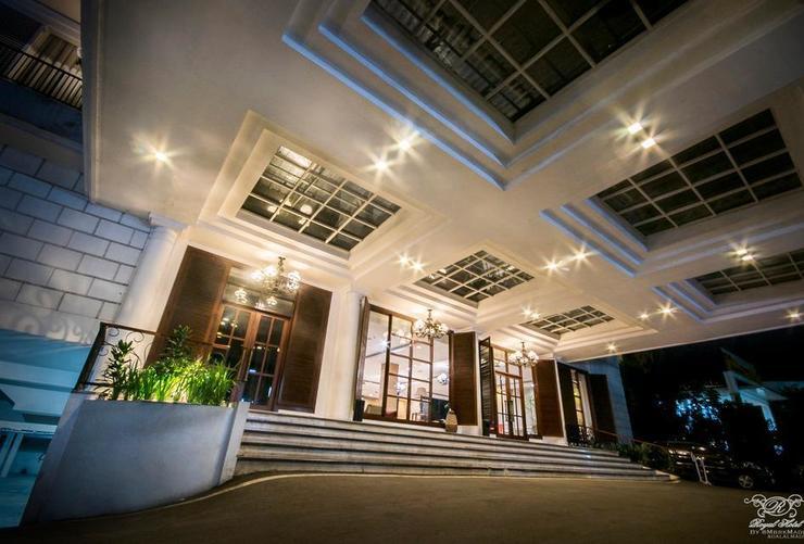 Hotel Royal Bogor - bangunan