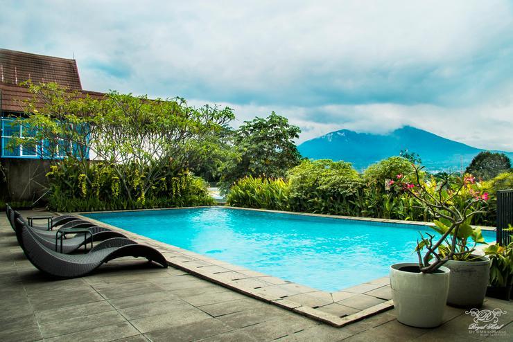Hotel Royal Bogor - Kolam Renang