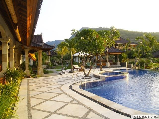 Arya Amed Beach Resort Bali - (25/Feb/2014)