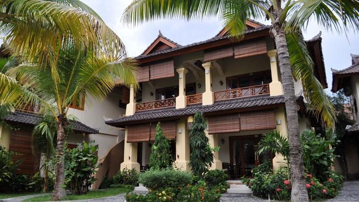 Arya Amed Beach Resort Bali - Deluxe (25/Feb/2014)