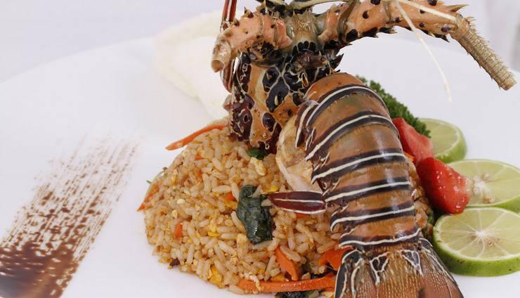 Kuta Angel Bali - Nasi Goreng Lobster
