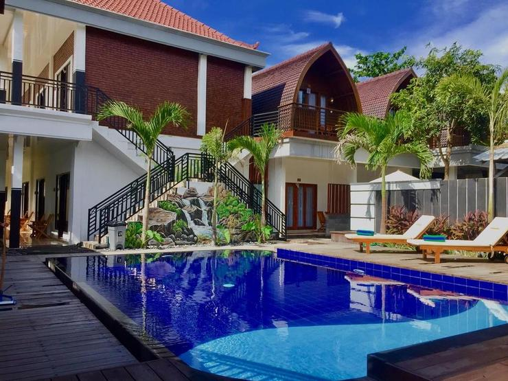 D'You Inn Bali - Facade