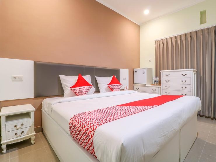 OYO 1445 Jimbaran 12 Residence Bali - Bedroom