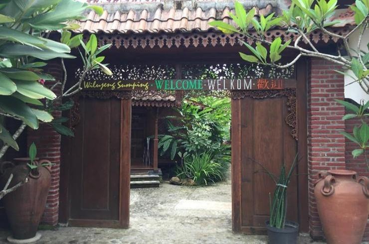 Kalaras Hotel and Villas Pangandaran - Exterior