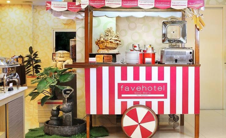 Fave Hotel Solo - Bread Stall