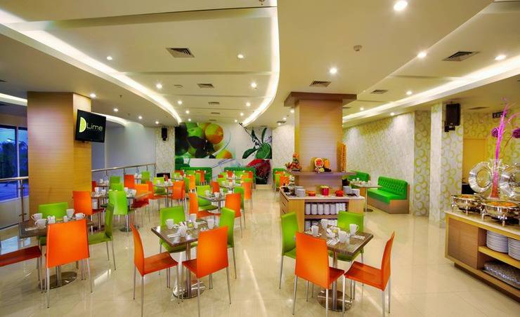 Fave Hotel Solo - Lime Restaurant