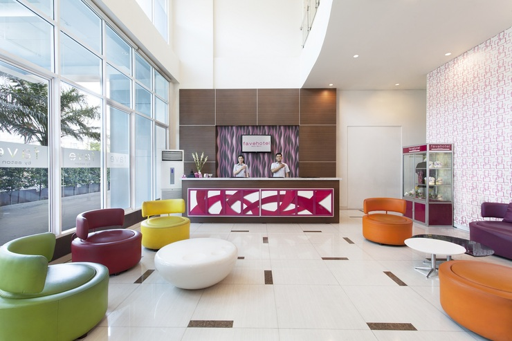 favehotel Solo Baru - Lobby