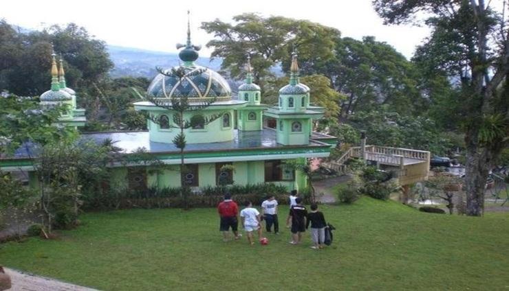 Montana Resort Bogor - Exterior