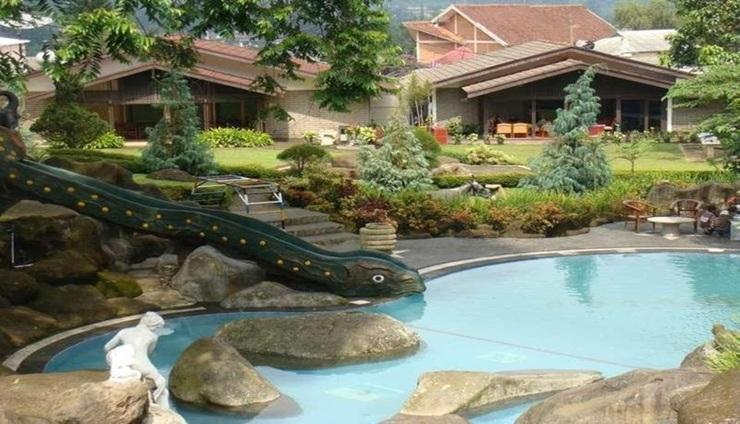 Montana Resort Bogor - Pool