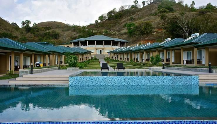 Sylvia Resort Komodo Flores - Kolam Renang