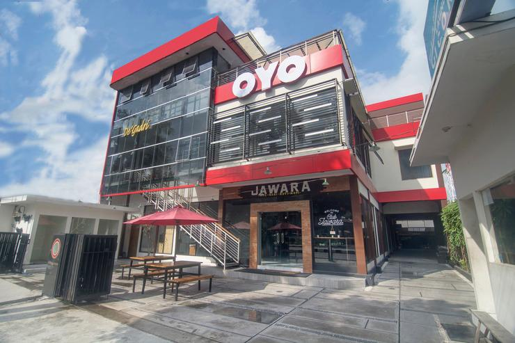 OYO 250 De'Gadri Ndalem Yogyakarta - FACADE