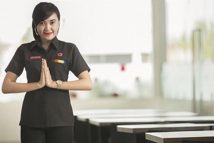 Amaris Hotel Bengkulu - lobby