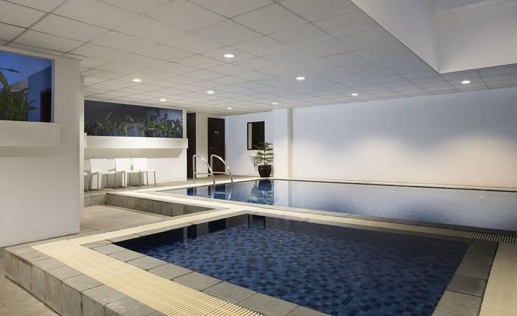 Amaris Hotel Bengkulu - swimingpool