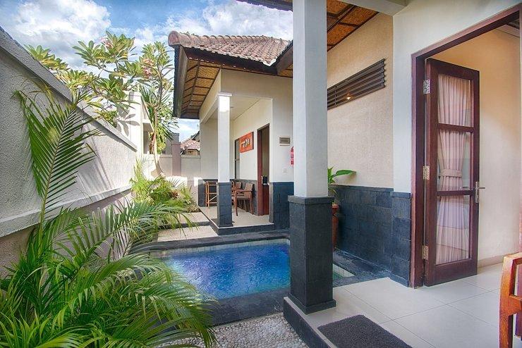 Black Penny Villas Trawangan Lombok - Room Amenity