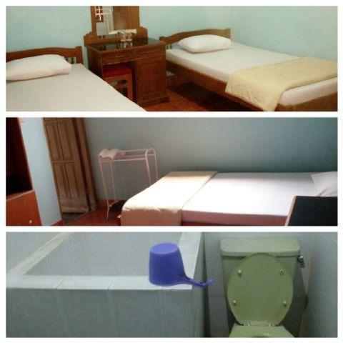 Hotel Cepuri Jogjg - SEMUA GAMBAR DARI KAMAR ECONOMY DENGAN AC