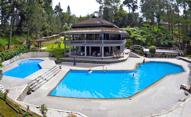 Hotel Rudang Berastagi - rudang hotel