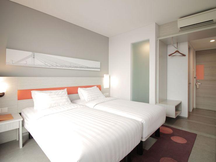 Topas Galeria Hotel Bandung - Bedroom