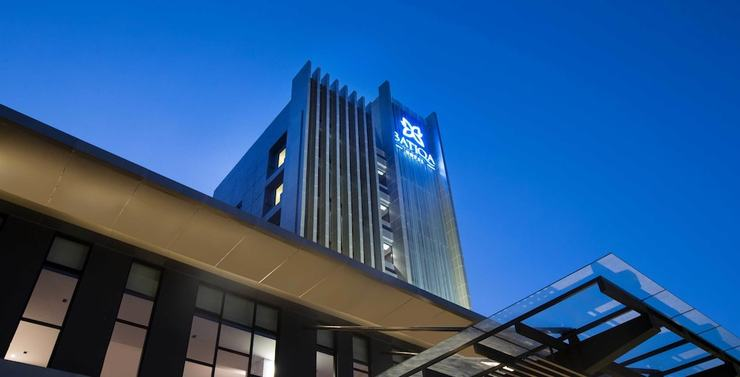 BATIQA Hotel Cirebon - Front of Property - Evening/Night