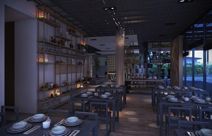 BATIQA Hotel Cirebon - Coffe shop